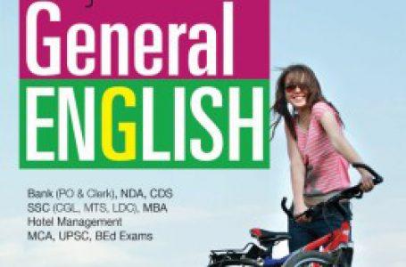 SP Bakshi – Objective General English Book