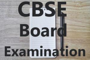 CBSE Board Exam Admit Card