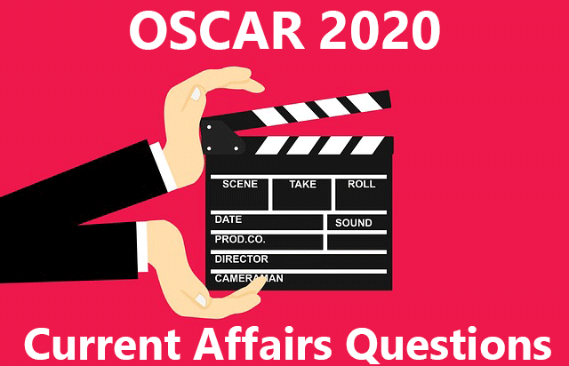 Oscar 2020 Most Impotant Question